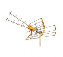 Антена televes zenit mix uhf vhf, lte 1493 mux 8