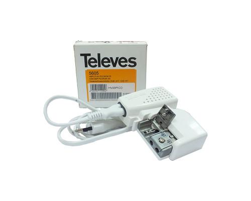 Підсилювач квартирний Televes ref. 5605