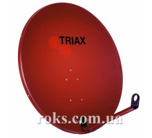 Triax TD-78 dark red (алюміній)