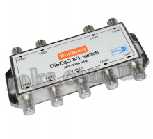DiSEqC 1.1, свіч 8х1 WinQuest GD-81A