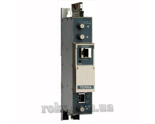 IP стриммер DVB-T / T2 / C в IP и ASI Terra sta410C