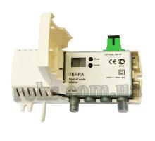 Оптичний приймач Terra OD004A, КТБ / CATV і SAT ПЧ