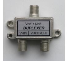 Діплексер MB I / МВ III + ДМВ