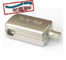 Атенюатор змінний 5-2200МГц Televes ref. 4005
