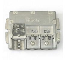 Відгалужувач TAP 4 (5-2400МГц), Televes