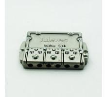 Splitter 5 (5-2400МГц) Televes ref. 543802