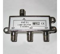 Дільник ТВ Split 3 (5-1000 МГц)