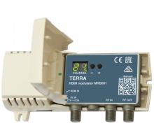 ТВ модулятор з HDMI в DVB-T TERRA MHD001P