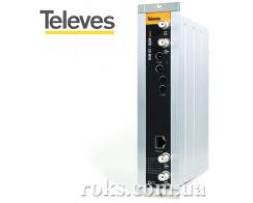 Трансмодулятор Televes DVB S2-QAM TWIN ref. 5630