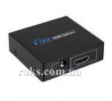 HDMI Spliter 1х2 виходу ST-0102T