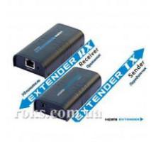 Приймач HDMI / DVI 120 м Lenkeng LKV373