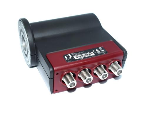 Inverto BLACK Pro Quаttro Flange 40 mm